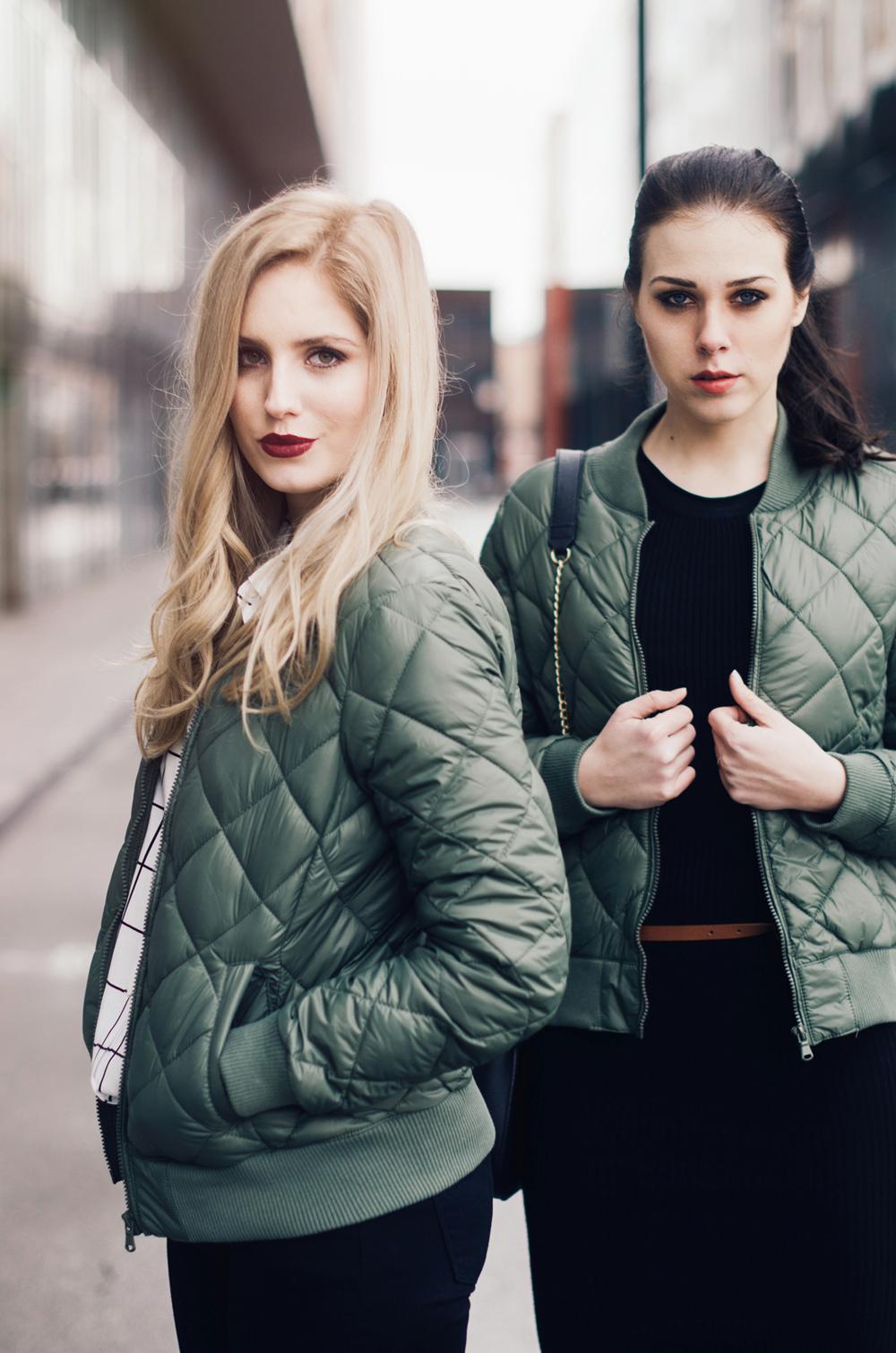 Ajda Sitar_Eva Ahačevčič_New Yorker_bomber jacket_Street style 2