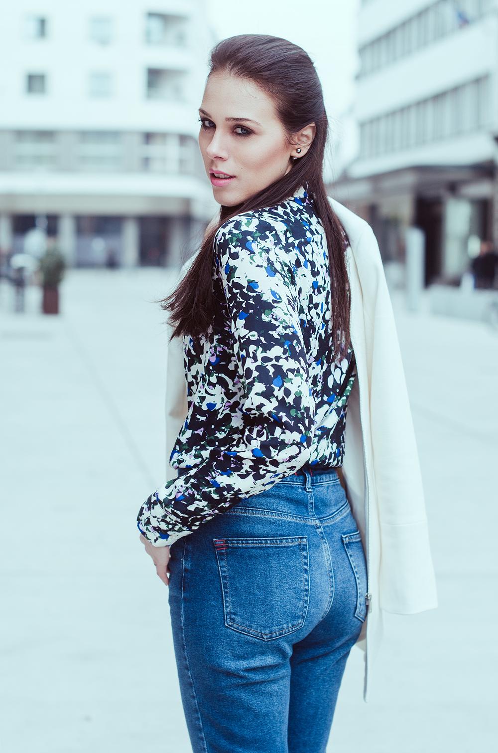 Eva Ahačevčič_Love, Eva_Banana Republic_Mom's jeans_OOTD 6