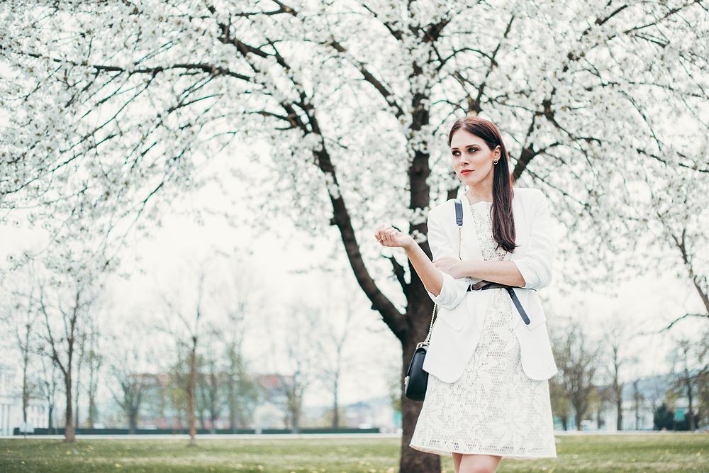Eva AHačevčič_Love, Eva_Bela obleka_Čipkasta obleka_OOTD 3