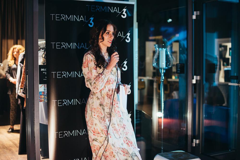 Zbranim gostom sem predstavila nov modni kotiček v Ljubljani - Terminal3.