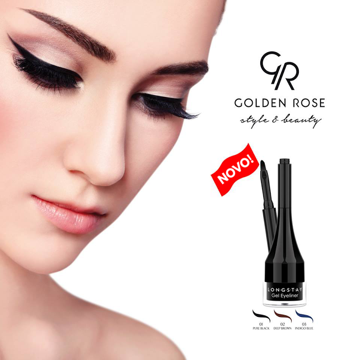 Golden Rose Longstay Gel Eyeliner