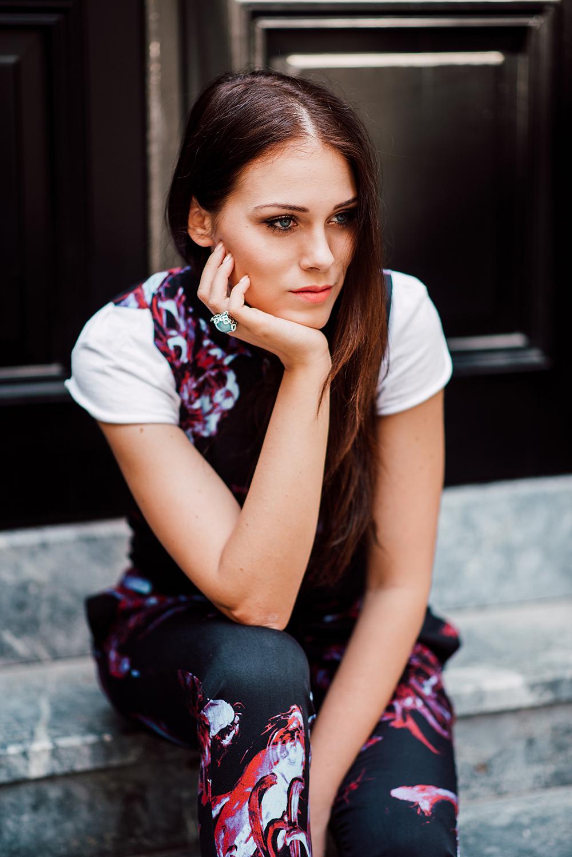Eva Ahačevčič_Love, Eva_Diesel_OOTD_Jumpsuit_Sandals 1