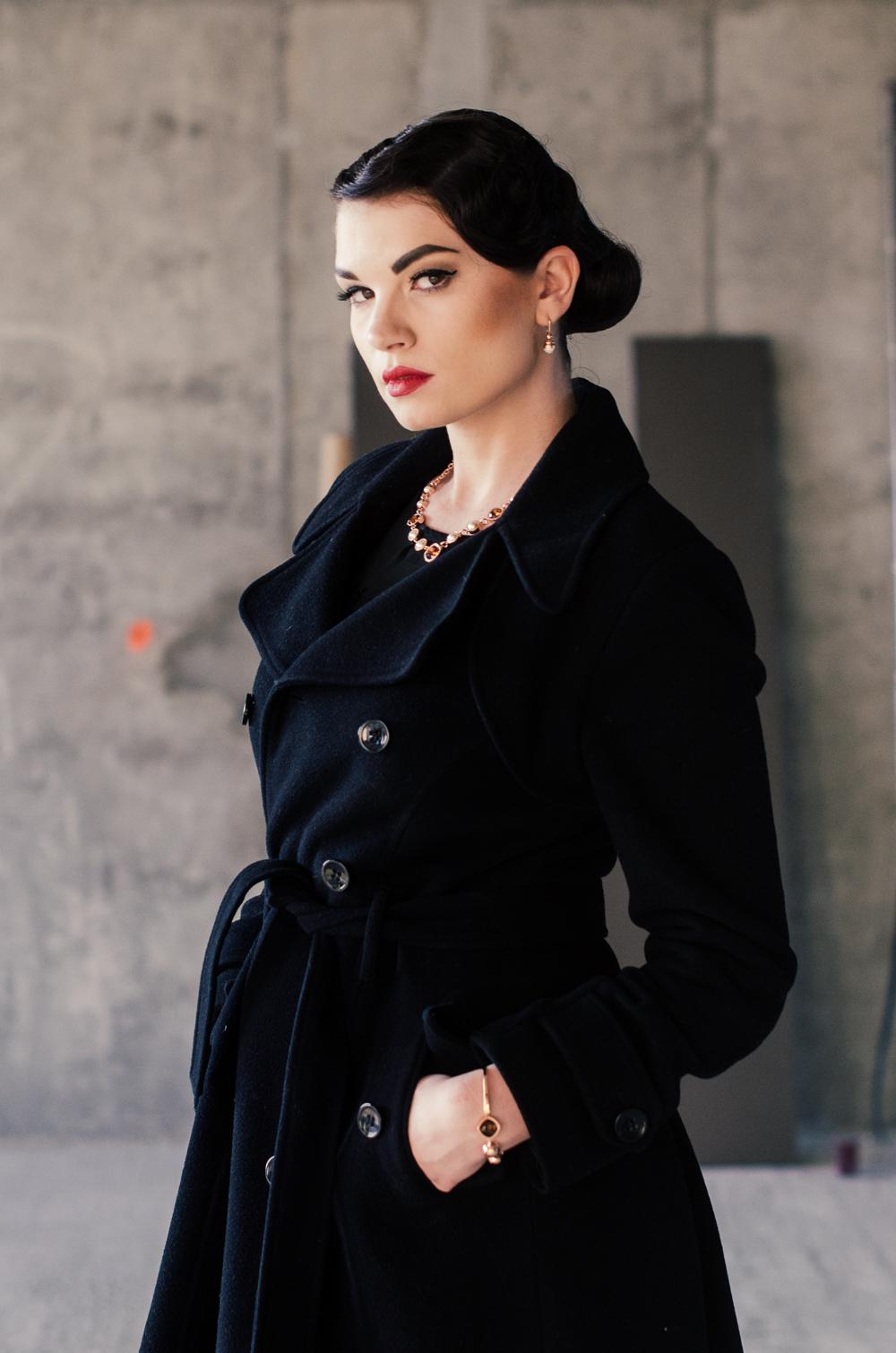 Daša Podržaj Medinmleko 40's style Love, Eva Eva Ahačevčič