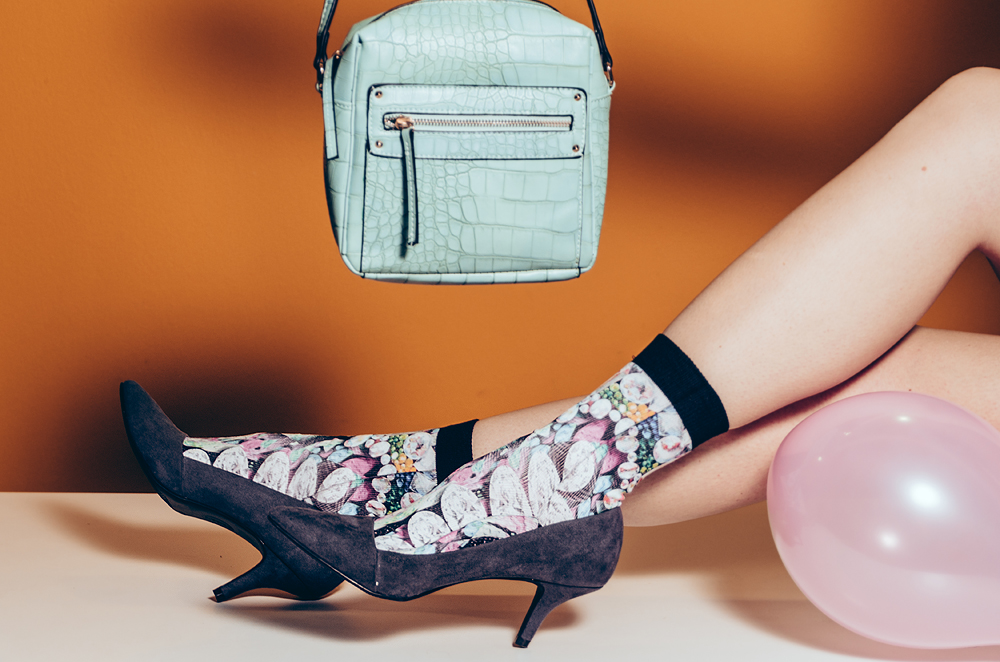 Eva Ahačevčič Love, Eva Deichmann čevlji torbe modni dodatki 1