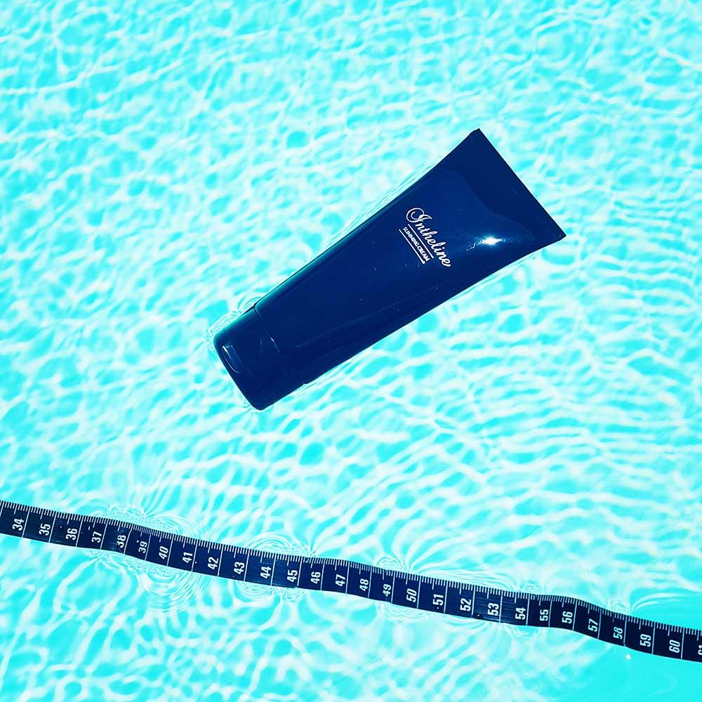 Naj centimetri odplavajo še pred poletjem ...