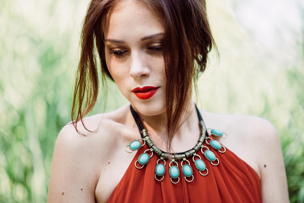 Eva Ahačevčič_Love, Eva_H&M_dress_Parfois_Platform shoes_OOTD 10