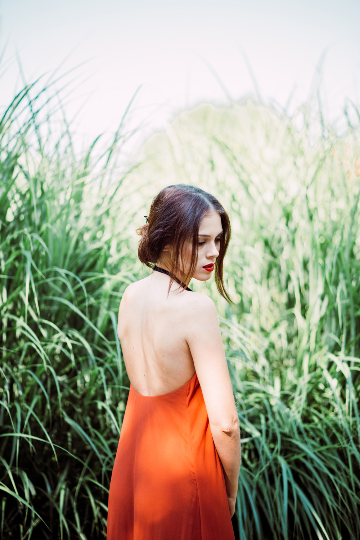 Eva Ahačevčič_Love, Eva_H&M_dress_Parfois_Platform shoes_OOTD 2