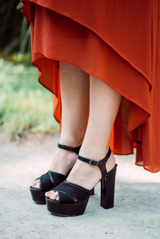 Eva Ahačevčič_Love, Eva_H&M_dress_Parfois_Platform shoes_OOTD 8