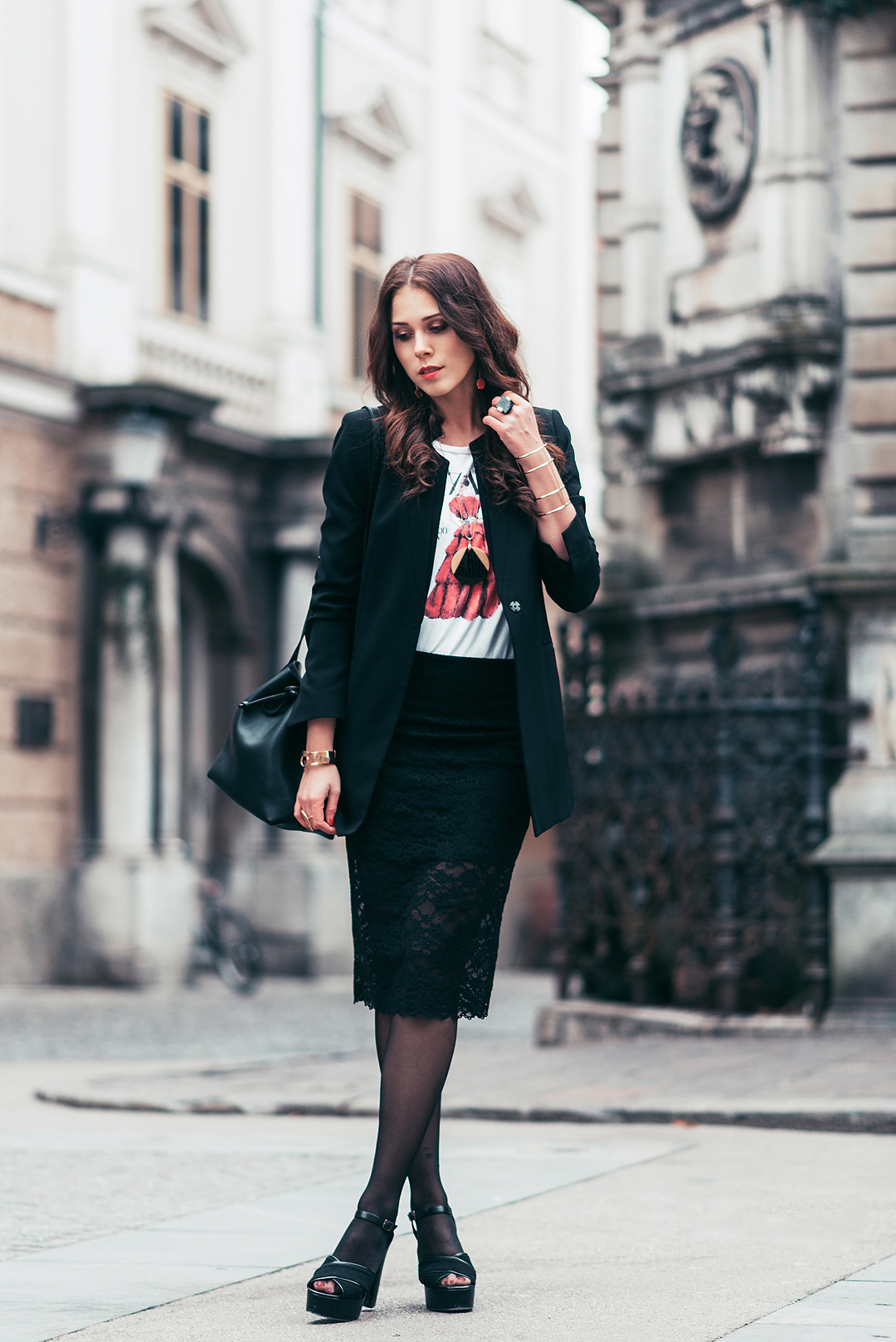eva-ahacevcic_love-eva_ootd_six-accessories_zara-skirt_blazer_parfois-shoes_style_fashion